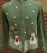 mens XL Ugly Christmas Sweaters - Sazz Vintage Clothing